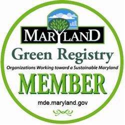 Maryland Green Registry Member logo