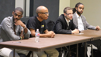 Environmental Justice Discussion Panel photo gallery